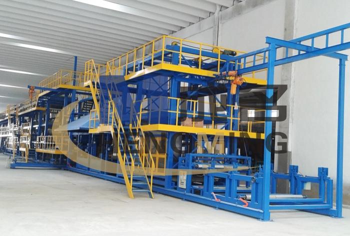 2米kuanfu SBS卷材生产线