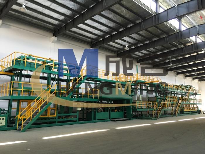 1米宽幅 SBSjuan材生产线